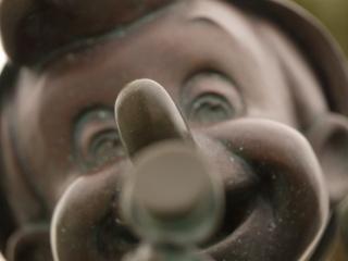 ピノキオとジミニークリケット