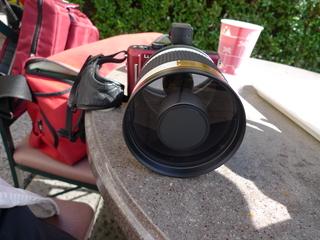 Kenko ミラーレンズ 500mm F6.3 DX